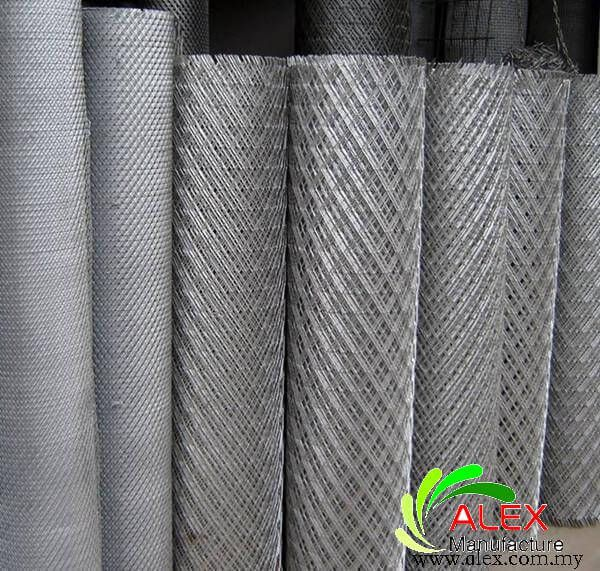 expanded-metal-mesh | Security Fencing Wire Mesh